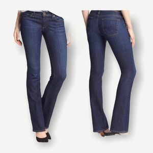 AG Sz 29 The Olivia Skinny Bootcut Jeans